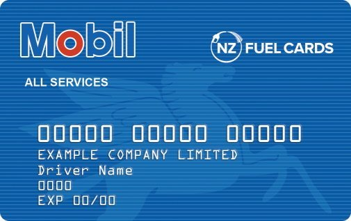 Save On Mobil Fuel With NZ Fuel Cards